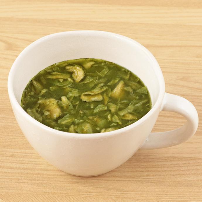ケールスープ