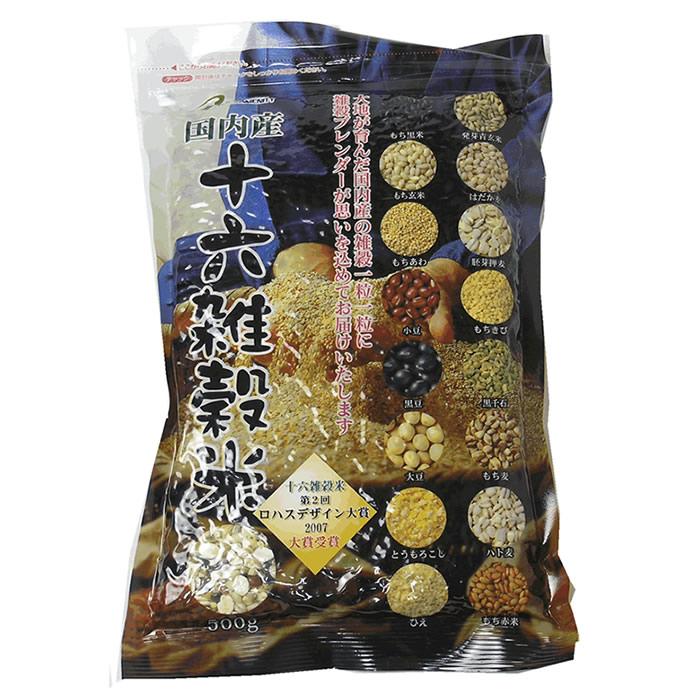 ベストアメニティが発見した美味しい雑穀の黄金比