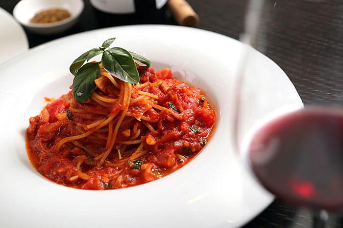 有機シシリアンルージュ トマトジュース 色々なトマト料理をお楽しみいただけます