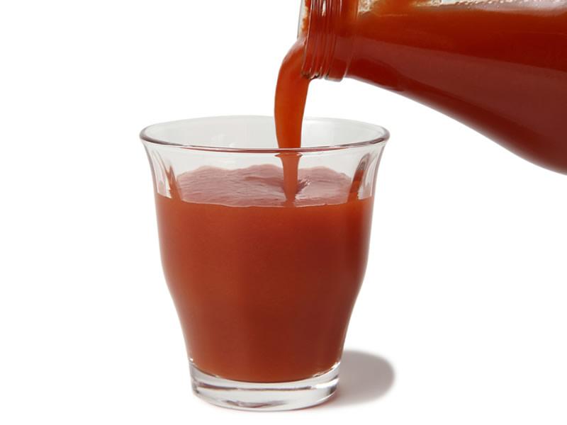 北海道当麻町産  有機トマトジュース無塩
