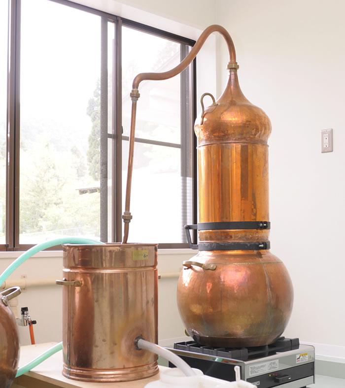 蒸留水製造機