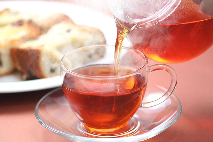 健康のためだけでなく、お茶として美味しいから飲み続けられる